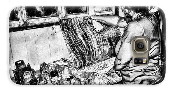 Artist At Work Galaxy S6 Case