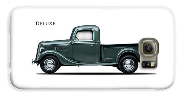 Ford Deluxe Pickup 1937 Galaxy S6 Case