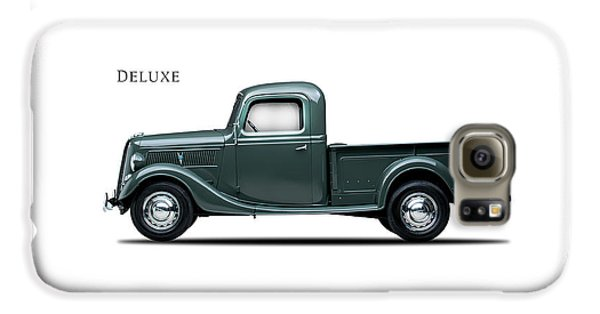 Ford Deluxe Pickup 1937 Galaxy S6 Case by Mark Rogan
