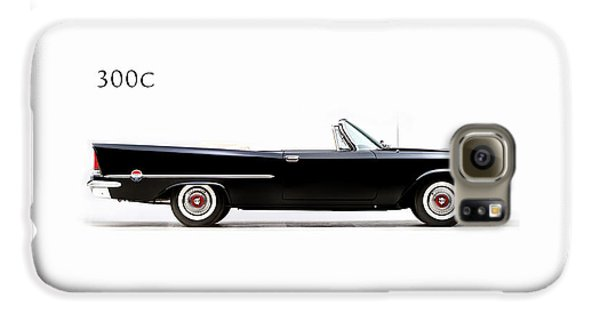 Chrysler 300c 1957 Galaxy S6 Case by Mark Rogan