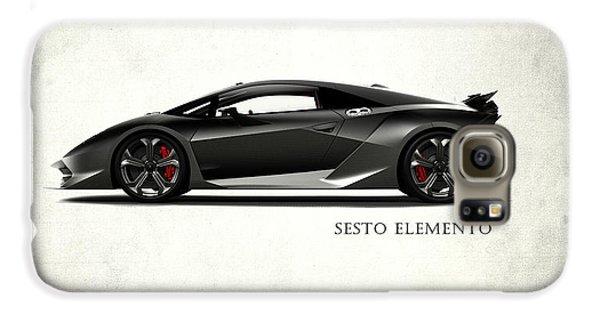 Lamborghini Sesto Elemento Galaxy S6 Case