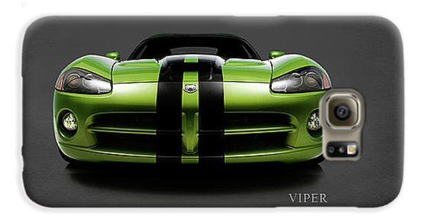 Dodge Viper Galaxy S6 Case by Mark Rogan