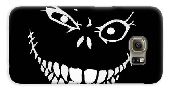 Crazy Monster Grin Galaxy S6 Case