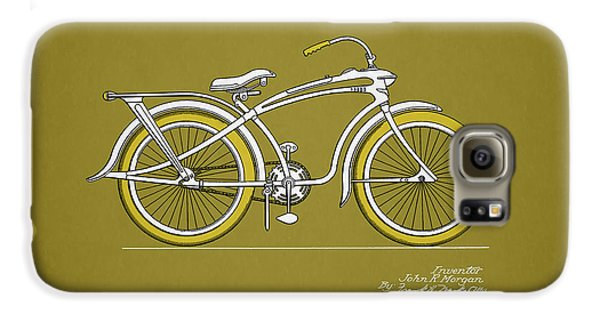 Bicycle 1937 Galaxy S6 Case