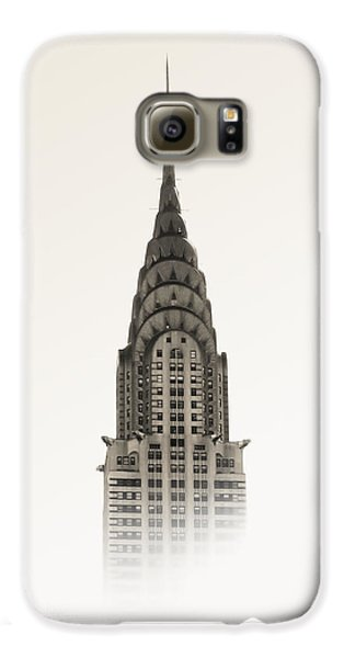 Chrysler Building - Nyc Galaxy S6 Case by Nicklas Gustafsson