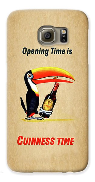 Opening Time Is Guinness Time Galaxy S6 Case