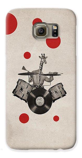 Drums Galaxy S6 Case - Animal19 by Francois Brumas