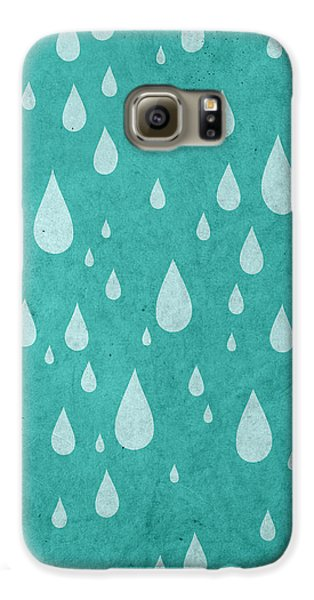 Ice Cream Dreams #7 Galaxy S6 Case by Fuzzorama