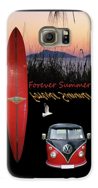 Forever Summer 1 Galaxy S6 Case