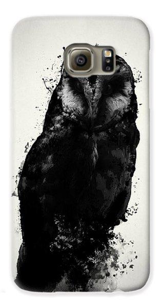 Owl Galaxy S6 Case - The Owl by Nicklas Gustafsson