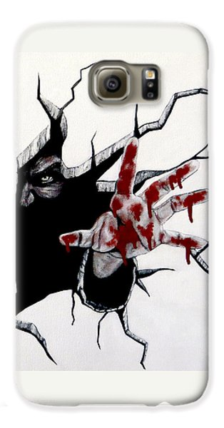 The Demon Inside Galaxy S6 Case