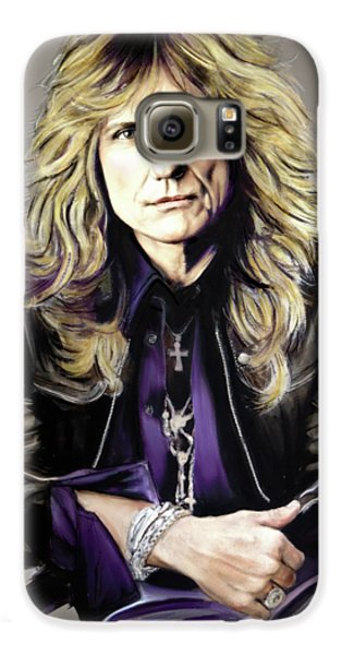 David Coverdale Galaxy S6 Case