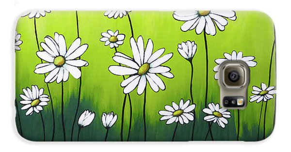 Daisy Crazy Galaxy S6 Case