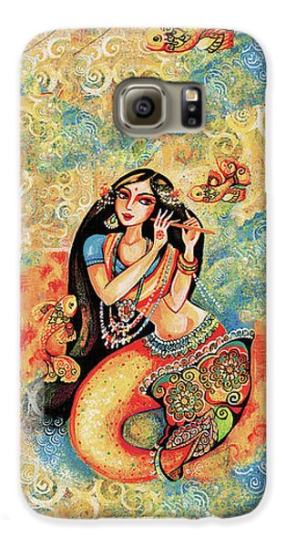 Aanandinii And The Fishes Galaxy S6 Case