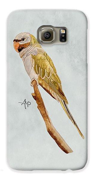Derbyan Parakeet Galaxy S6 Case