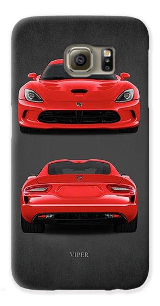 Viper Galaxy S6 Case by Mark Rogan
