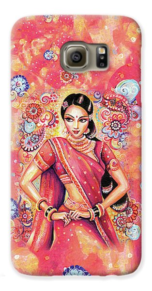 Devika Dance Galaxy S6 Case