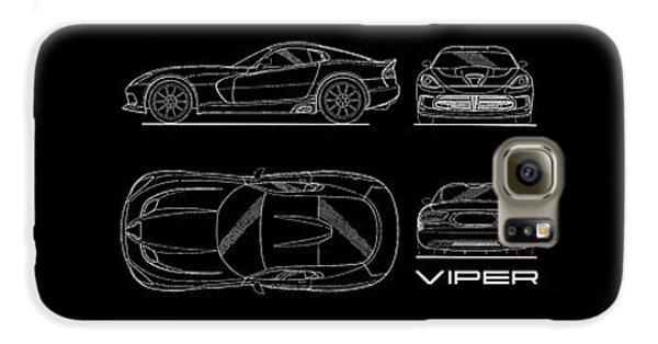 Viper Blueprint Galaxy S6 Case