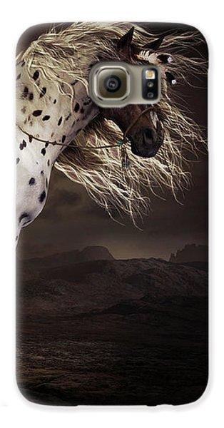 Leopard Appalossa Galaxy S6 Case