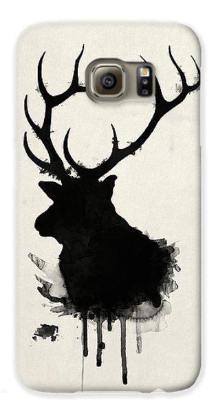 Galaxy S6 Case - Elk by Nicklas Gustafsson