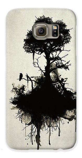 Last Tree Standing Galaxy S6 Case by Nicklas Gustafsson