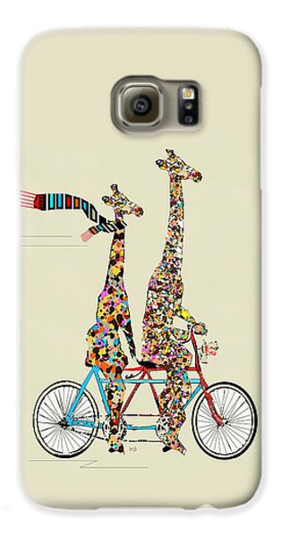Giraffe Days Lets Tandem Galaxy S6 Case