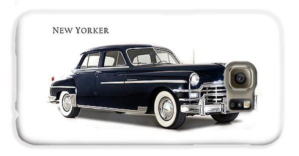 Chrysler New Yorker 1949 Galaxy S6 Case
