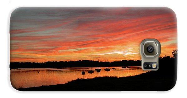 Arzal Sunset Galaxy S6 Case