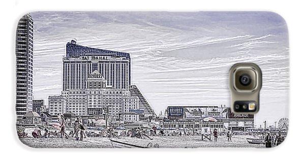 Atlantic City Galaxy S6 Case