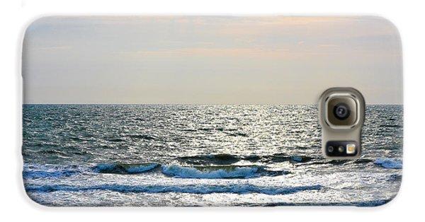 Atlantic Sunrise - Sandbridge Virginia Galaxy S6 Case