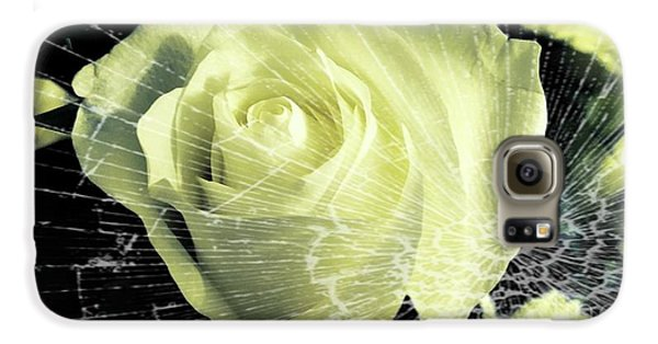 Aunt Edna's Rose Galaxy S6 Case