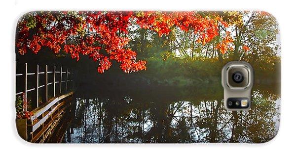 Autumn Creek Magic Galaxy S6 Case