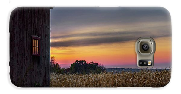 Galaxy S6 Case featuring the photograph Autumn Glow by Bill Wakeley