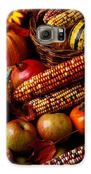 Autumn Harvest  Galaxy S6 Case by Garry Gay