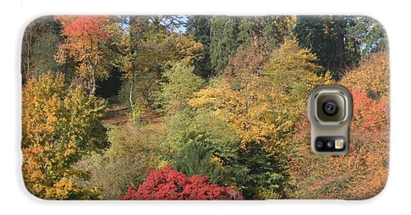 Galaxy S6 Case featuring the photograph Autumn In Baden Baden by Travel Pics