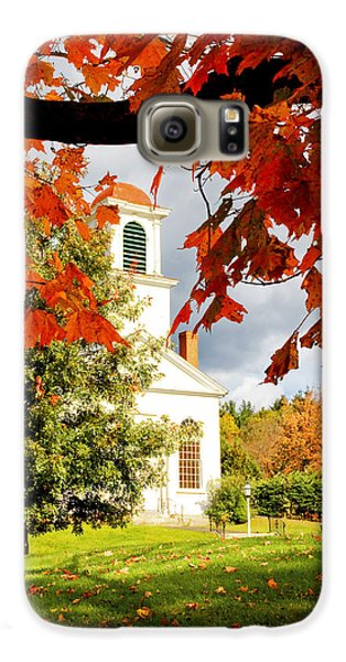 Autumn In Gilmanton Galaxy S6 Case