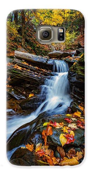 Autumn In The Catskills Galaxy S6 Case