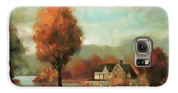 Goose Galaxy S6 Case - Autumn Memories by Steve Henderson