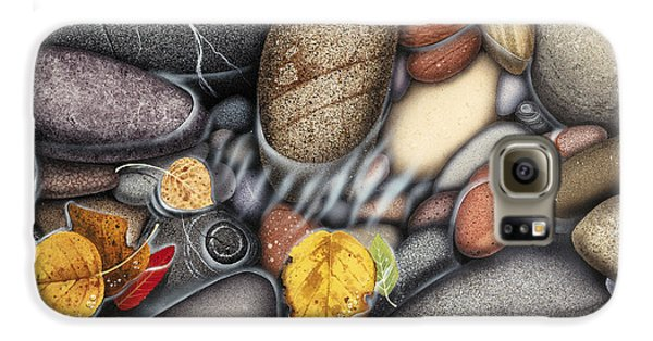 Autumn Stones Galaxy S6 Case by JQ Licensing