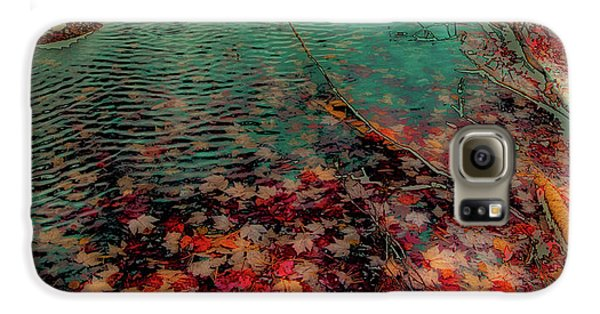Galaxy S6 Case featuring the photograph Autumn Submerged by David Patterson