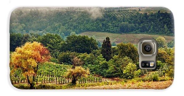 Autumnal Hills Galaxy S6 Case