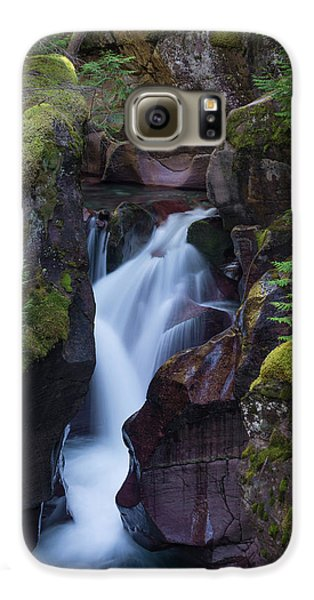 Avalanche Gorge 3 Galaxy S6 Case