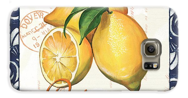 Azure Lemon 2 Galaxy S6 Case