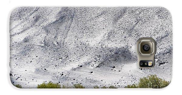 Backdrop Of Sand, Chumathang, 2006 Galaxy S6 Case