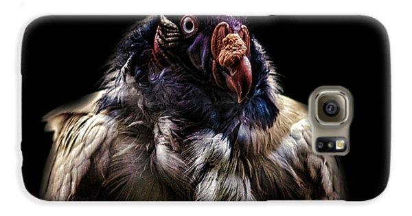 Griffon Galaxy S6 Case - Bad Birdy by Martin Newman