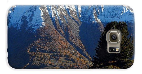 Baettlihorn In Valais, Switzerland Galaxy S6 Case