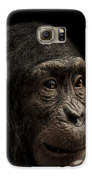 Baffled Galaxy S6 Case by Paul Neville