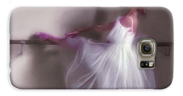 Ballerina-2 Galaxy S6 Case by Juan Carlos Ferro Duque