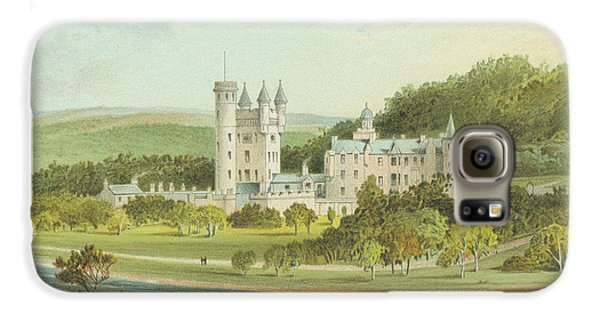 Balmoral Castle, Scotland Galaxy S6 Case by English School