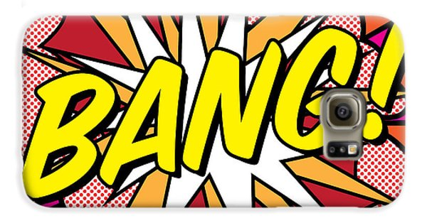 Bang Galaxy S6 Case by Gary Grayson